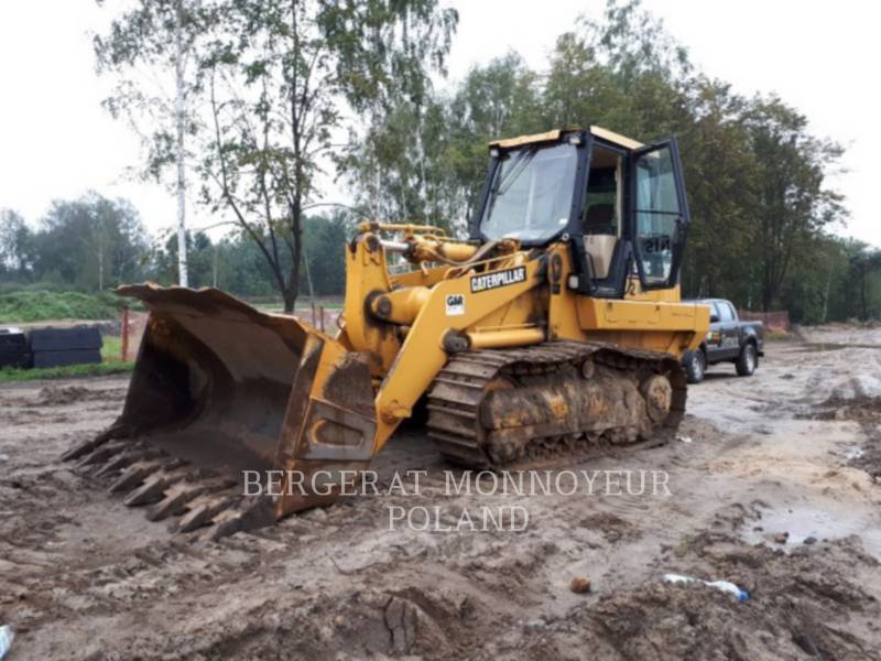 CATERPILLAR 履帯式ローダ 963 C equipment  photo 6