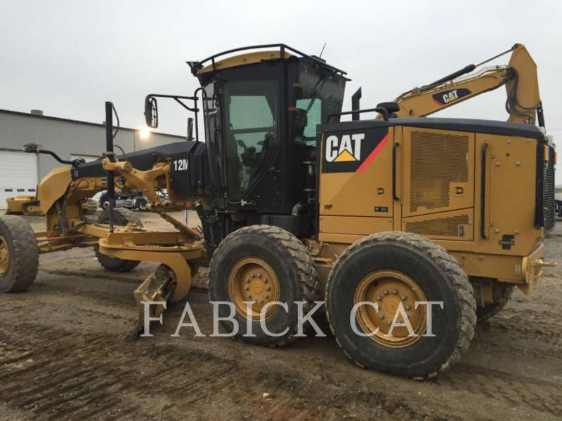 CATERPILLAR NIVELEUSES 12M equipment  photo 2