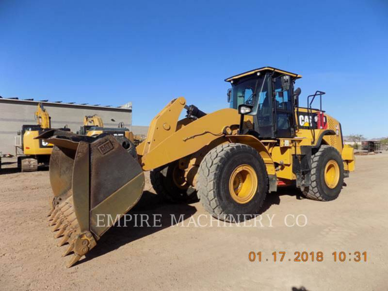 CATERPILLAR WHEEL LOADERS/INTEGRATED TOOLCARRIERS 950M FC equipment  photo 4