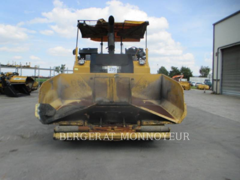 CATERPILLAR PAVIMENTADORA DE ASFALTO AP555E equipment  photo 3