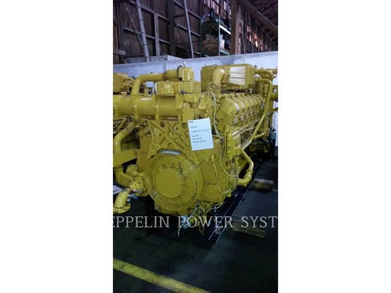 CATERPILLAR FIXE - GAZ NATUREL (OBS) G3516A equipment  photo 7