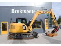 CATERPILLAR PELLES SUR CHAINES 308E equipment  photo 2