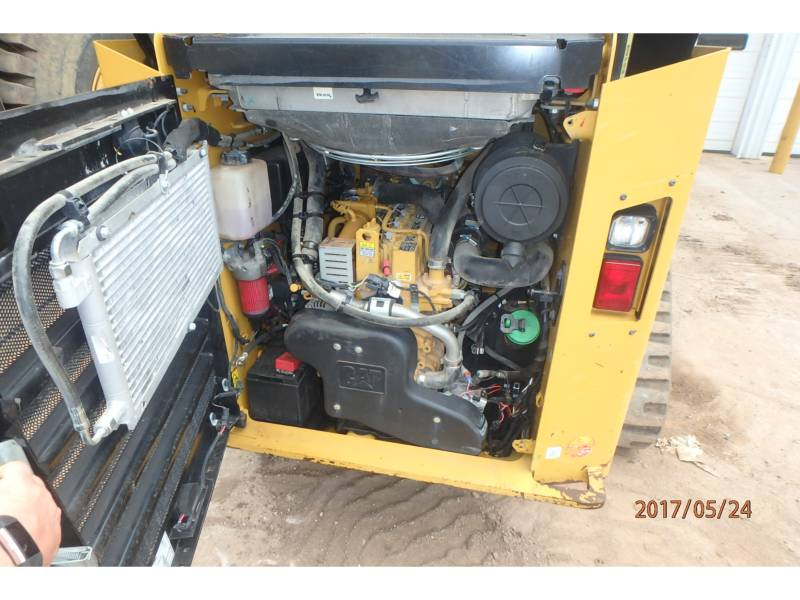Caterpillar ÎNCĂRCĂTOARE PENTRU TEREN ACCIDENTAT 289D equipment  photo 11