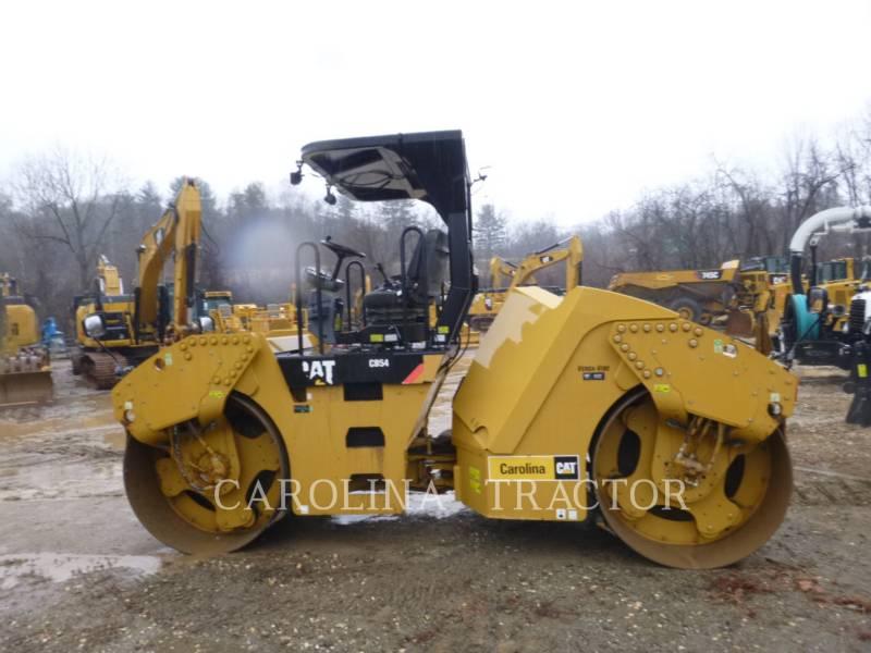 CATERPILLAR COMPACTADORES CB54 equipment  photo 1