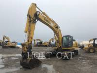 KOBELCO / KOBE STEEL LTD TRACK EXCAVATORS SK350L equipment  photo 4