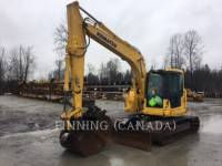 Equipment photo KOMATSU PC138USLC EXCAVADORAS DE CADENAS 1