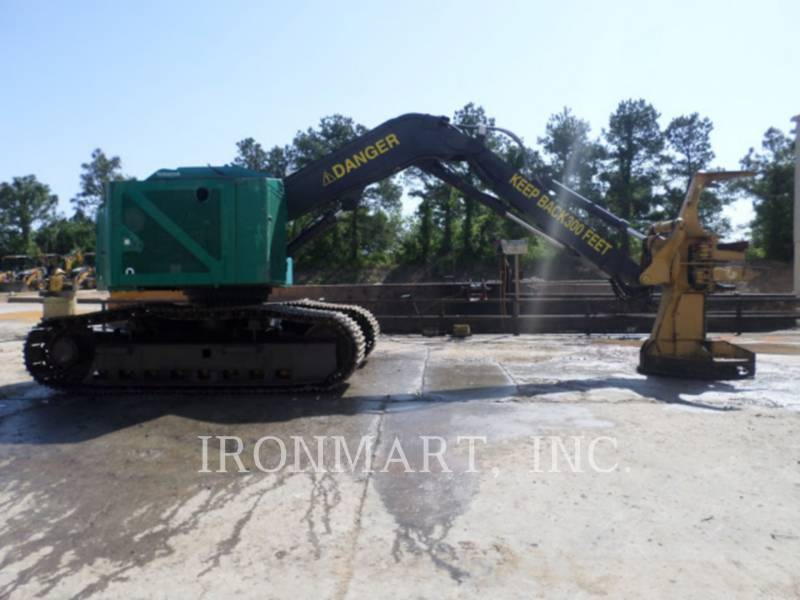 TIMBERJACK INC. FORESTRY - FELLER BUNCHERS - TRACK 608S equipment  photo 4