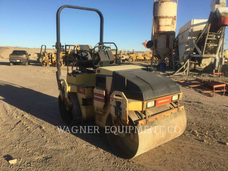 DYNAPAC COMPACTORS CC142 equipment  photo 2