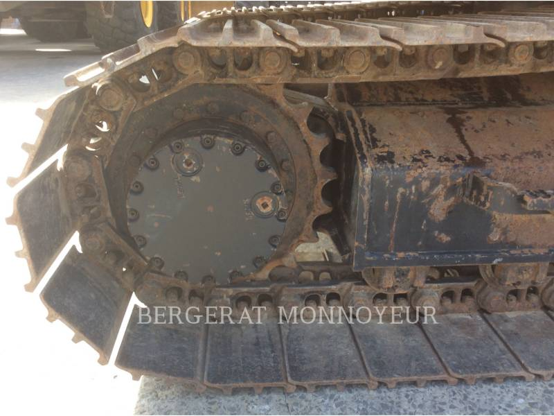 CATERPILLAR TRACK EXCAVATORS 312EL equipment  photo 15