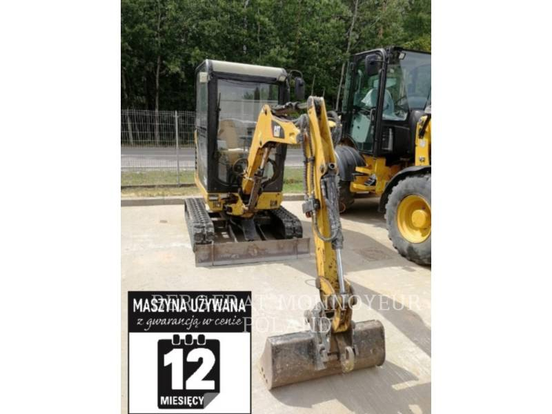 CATERPILLAR TRACK EXCAVATORS 301.8C equipment  photo 1