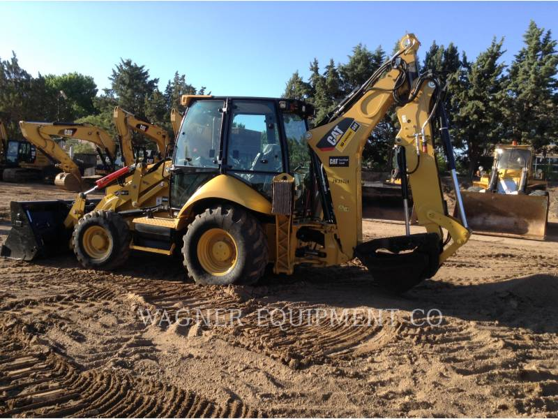 CATERPILLAR BACKHOE LOADERS 420F IT4WE equipment  photo 4
