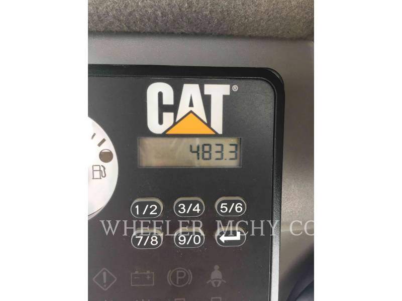 CATERPILLAR SKID STEER LOADERS 262D C3-H2 equipment  photo 8