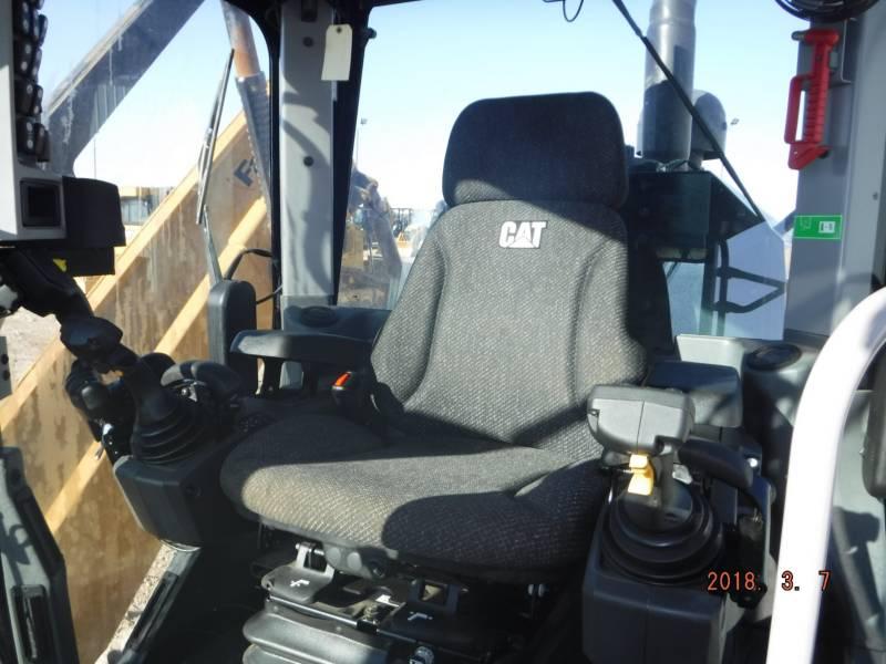 CATERPILLAR NIVELEUSES 140M3AWD equipment  photo 7