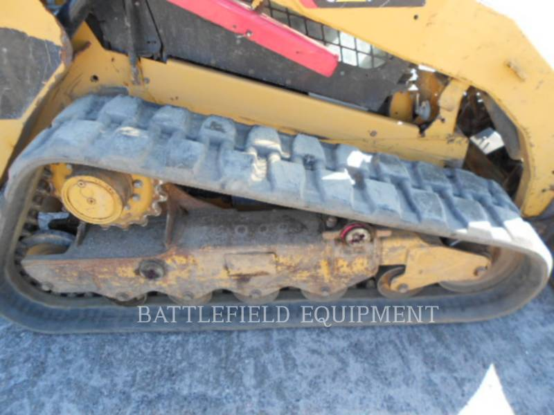 CATERPILLAR MULTI TERRAIN LOADERS 289C equipment  photo 5