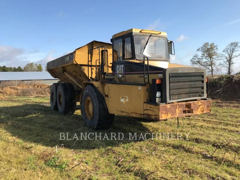 CATERPILLAR ARTICULATED TRUCKS D300E equipment  photo 1
