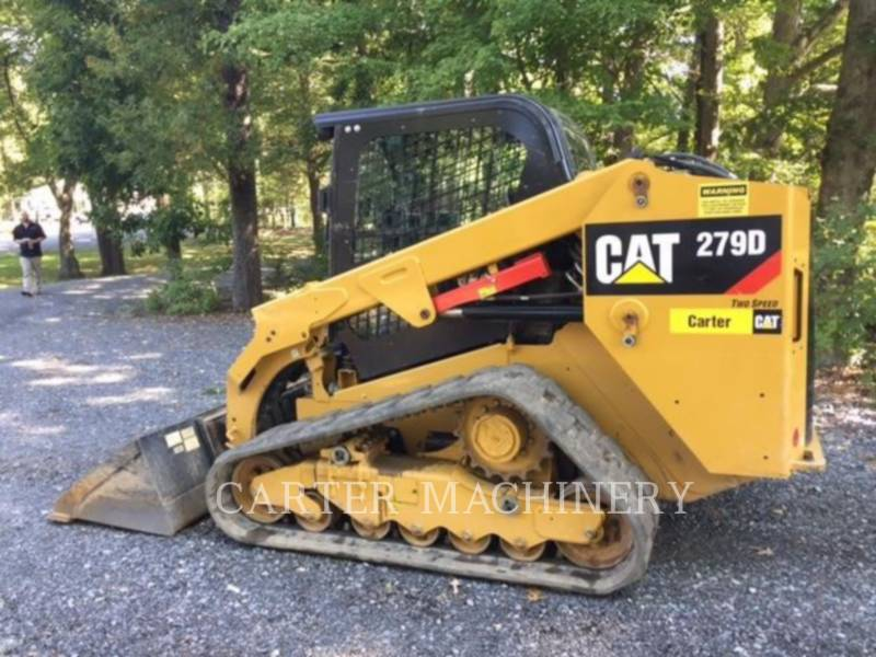 CATERPILLAR SKID STEER LOADERS 279D AC equipment  photo 3