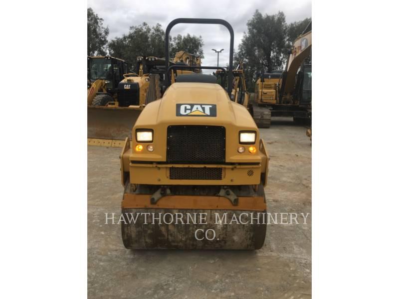 CATERPILLAR COMPACTADORES CB24B equipment  photo 4