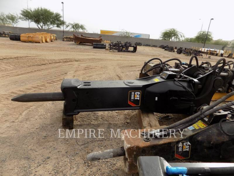 CATERPILLAR AG - HAMMER H160ES equipment  photo 1