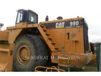 CATERPILLAR WHEEL LOADERS/INTEGRATED TOOLCARRIERS 990 equipment  photo 2