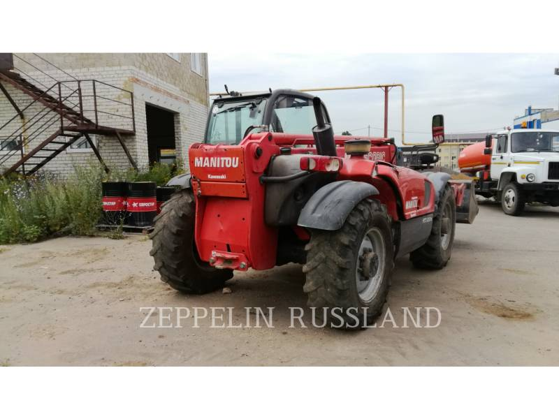 MANITOU BF S.A. TELEHANDLER MT1030S equipment  photo 4