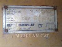 CATERPILLAR TRACK TYPE TRACTORS D6M equipment  photo 22