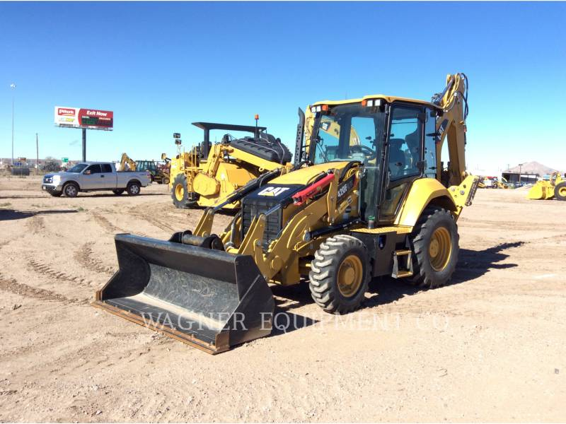 CATERPILLAR CHARGEUSES-PELLETEUSES 420F2 IT4W equipment  photo 1