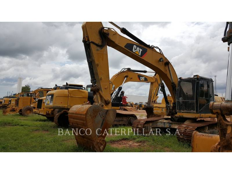 CATERPILLAR KOPARKI GĄSIENICOWE 320DL equipment  photo 1