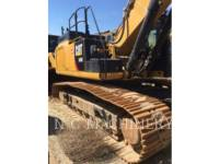 Equipment photo CATERPILLAR 349E L トラック油圧ショベル 1
