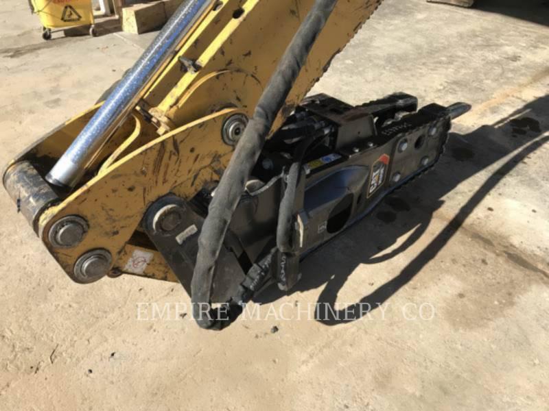 CATERPILLAR NARZ. ROB.- MŁOT H80E 420 equipment  photo 2