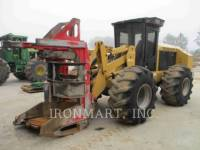 Equipment photo CATERPILLAR 563 FORESTRY - FELLER BUNCHERS 1