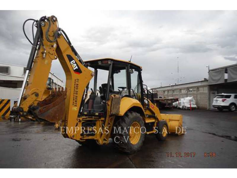 CATERPILLAR BACKHOE LOADERS 420F2STLRC equipment  photo 4
