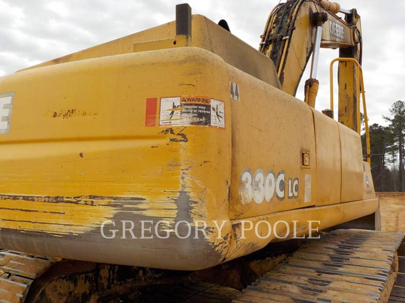 JOHN DEERE EXCAVADORAS DE CADENAS 330C LC equipment  photo 12