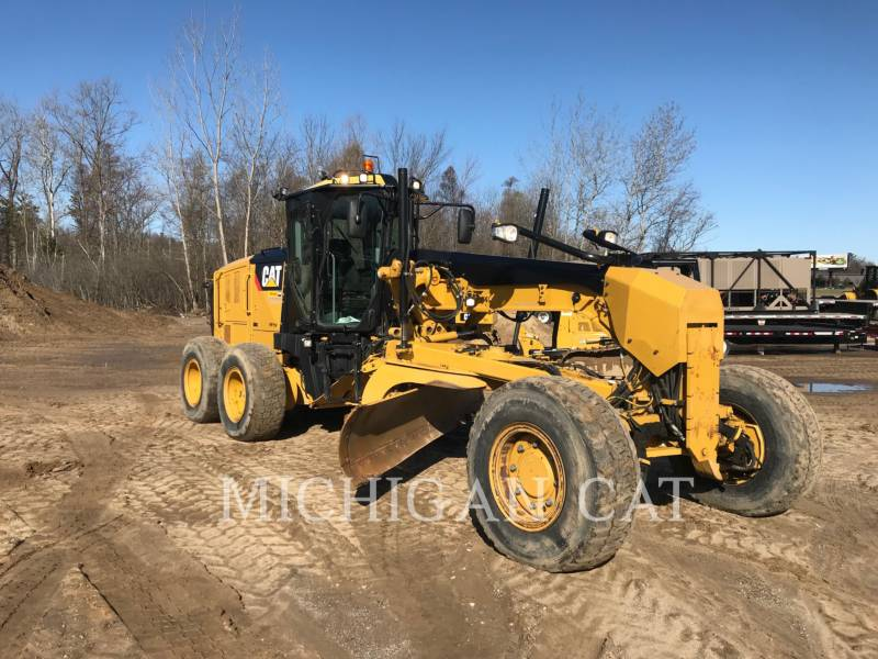 CATERPILLAR NIVELEUSES 140M2AWD equipment  photo 1