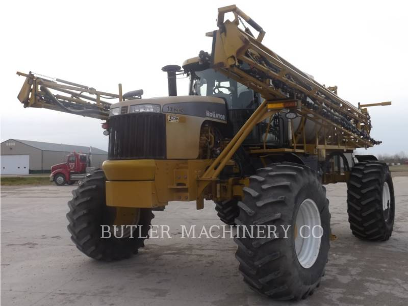 ROGATOR PULVERIZADOR RG1286 equipment  photo 1