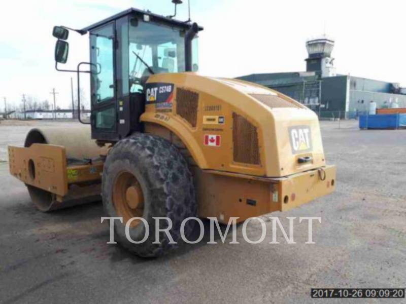 CATERPILLAR WALCE CS74B equipment  photo 4
