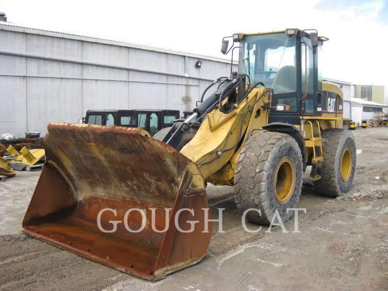 CATERPILLAR RADLADER/INDUSTRIE-RADLADER 924G equipment  photo 1