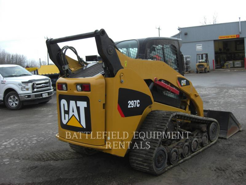 CATERPILLAR MULTI TERRAIN LOADERS 297C equipment  photo 4