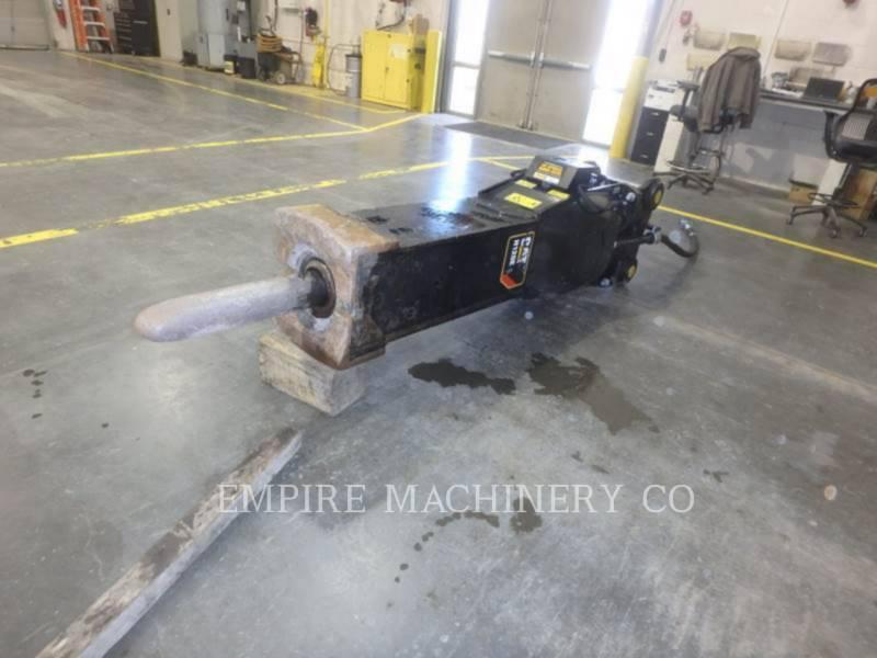 CATERPILLAR  HAMER H120ES equipment  photo 1