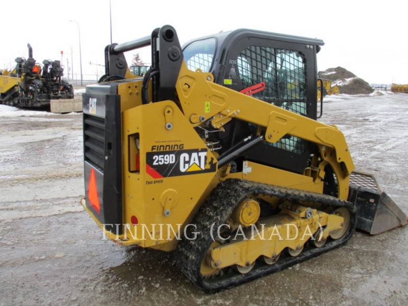 CATERPILLAR MULTI TERRAIN LOADERS 259DLRC equipment  photo 4