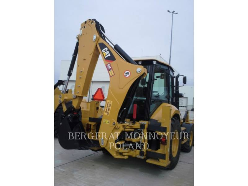 CATERPILLAR BACKHOE LOADERS 428 F 2 equipment  photo 4