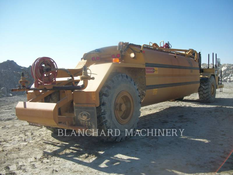 CATERPILLAR MOTOESCREPAS WW613G equipment  photo 4