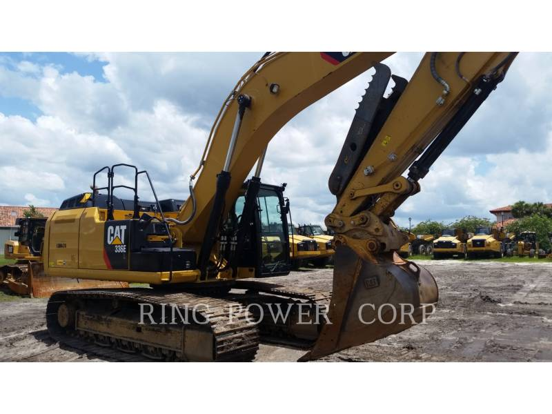 CATERPILLAR KETTEN-HYDRAULIKBAGGER 336ELHYDTH equipment  photo 2
