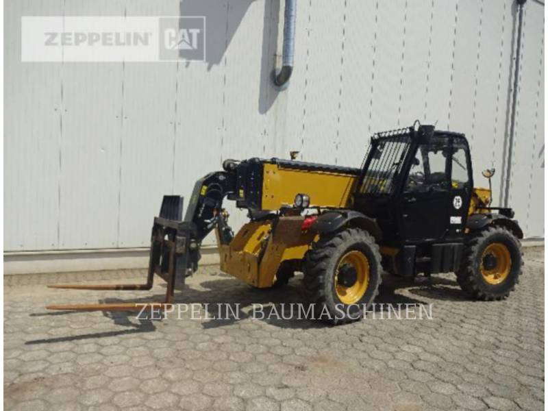 CATERPILLAR TELEHANDLER TH417CGC equipment  photo 1