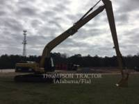 CATERPILLAR KOPARKI GĄSIENICOWE 324DL LONG REACH equipment  photo 4