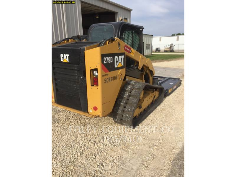 CATERPILLAR CHARGEURS TOUT TERRAIN 279DSTD2CA equipment  photo 3