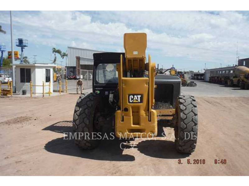 CATERPILLAR MOVIMENTATORI TELESCOPICI TL642D equipment  photo 4
