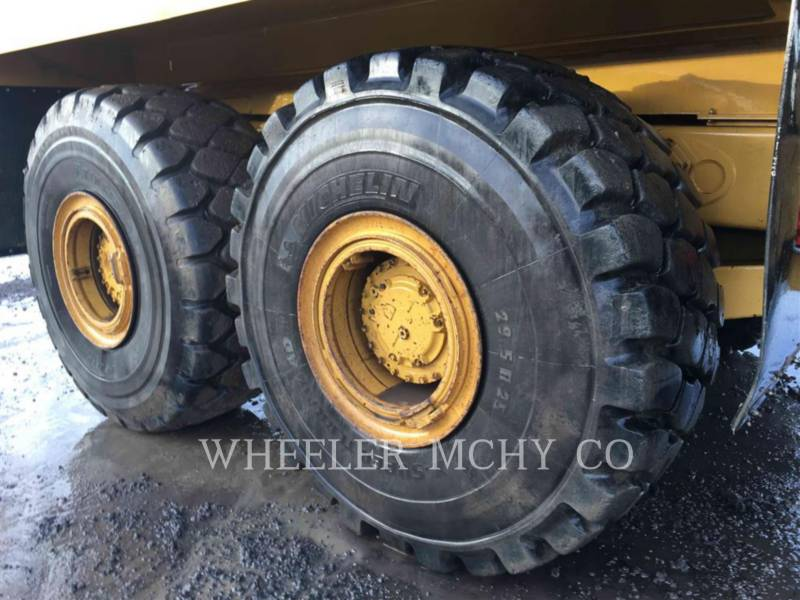 CATERPILLAR CAMIONES ARTICULADOS WT 740 equipment  photo 10