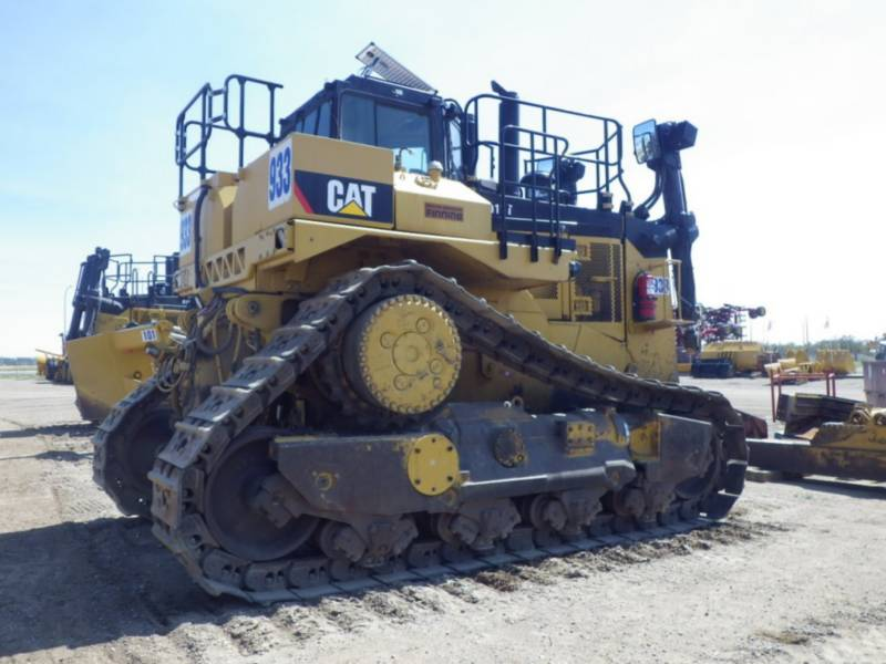 CATERPILLAR TRACTORES DE CADENAS D11T equipment  photo 3