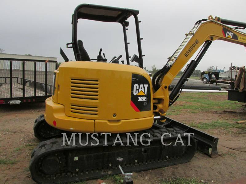 CATERPILLAR ESCAVATORI CINGOLATI 305E2 equipment  photo 5