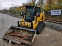 CATERPILLAR CHARGEURS COMPACTS RIGIDES 257B equipment  photo 2